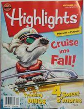 Highlights Sept 2017 Cruise Into Fall Tracking Dinos Smores Fun FREE SHIPPING sb