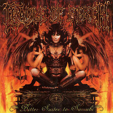 CRADLE OF FILTH - BITTER SUITES TO SUCCUBI - CD DIGIPACK NEW UNPLAYED 2001
