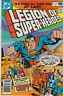 Lot of 6: The Legion of Super- Heroes # 259-262, 264,265  1980  NM