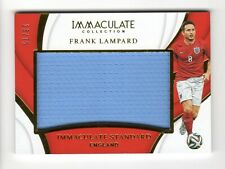 FRANK LAMPARD 2018-19 IMMACULATE COLLECTION STANDARD RELICS /75 (ENGLAND,CHELSEA