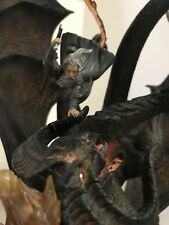 SIDESHOW COLLECTIBLES Gandalf vs Balrog Diorama Lord Of The Rings