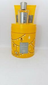 Aqua Di Parma Colonia Pura Gift Set100ml Perfume + Gel Shampoo E Doccia Men EDC