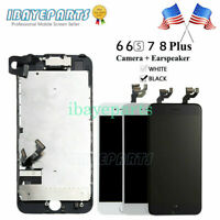 OEM For iPhone 7 8 6 S Plus Full LCD Touch Screen Display Assembly Replacement