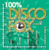 CD 100% Disco Fox Volume 2 von Various Artists