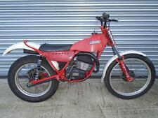 Fantic 200 twinshock trials bike .