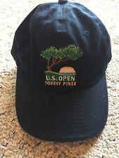 2008 US Open Torrey Pines Cap Hat strapback adjustable USGA Member golf d32e55b56fd6