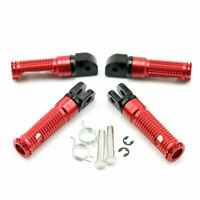 Front Rear Foot Pegs Adapters For YAMAHA FZ-07/09/10/6/1 MT-10/09/07 XSR900/700