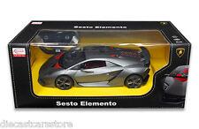 Radio Remote Control 1/14 Lamborghini Sesto Elemento Super Sport Car R/C RTR