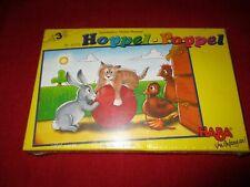HABA® 4370 Brettspiel Hoppel-Poppel NEU OVP