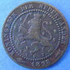 Nederland - The Netherlands 1 cent 1898 KM# 107