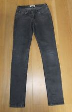 "FIRETRAP Black Seal HOUSTON ULTRA SLIM Stretch Jeans Size W 27"" x L 34"""