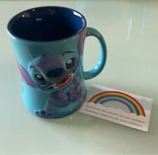 Mug Cup Tasse Portrait Stitch Disneyland Paris neuf Disney