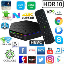 T95Z+ S912 Octa Core 3G 32G Android 7.1 TV Media Box Measy RC11 Air Gyro Mouse