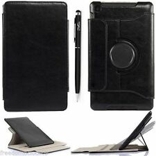 Google Nexus 7 2nd Gen Flip Case 360 Stand Leather Folio Cover For ASUS-2B32