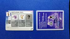 Gentleman Nils + Instruction PokemonRuby/Sapphire Battle-e Card - NEAR MINT