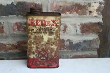 ANCIEN BIDON REDEX.