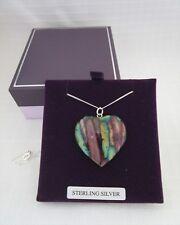 Heathergems Pendant - Medium Heart - New - First Quality - #6 - 25