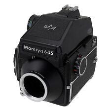 Fotodiox Objektivadapter M39/L39 Visoflex SLR Linse - Mamiya 645 (M645) Kamera