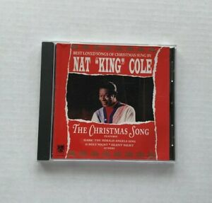 Nat King Cole - The Christmas Song (CD Capitol Records) 1986