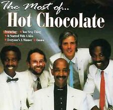 HOT CHOCOLATE The Most Of CD BRAND NEW