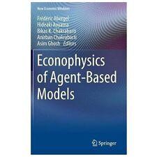 New Economic Windows: Econophysics of Agent-Based Models (2013, Hardcover)