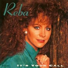 It's Your Call by Reba McEntire 10 GREAT Songs  Minty CD  FREE Ship