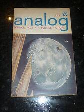 ANALOG : SCIENCE FACT SCIENCE FICTION - Vol XVIII No 7 - 07/1962 UK Edition