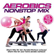 CD Aerobic Nonstop Mix von Various Artists  4CDs