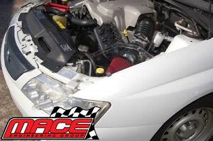 AIR INTAKE INCL. CLEAR BOX FOR HOLDEN CALAIS VT VX VY ECOTEC L36 L67 S/C 3.8L V6