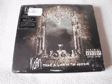 Korn - Take A Look In The Mirror(Limited Edition im Digipack incl. DVD)-CD - OVP