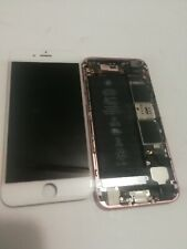Apple iPhone 6S Water Damage Rose Gold Please Read description