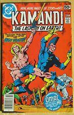 "DC Comics ""KAMANDI"" THE LAST BOY ON EARTH  # 59, Photos Show Good Condition"