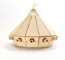 """""""Leonardo da Vinci Tanque Kit de Construcción de automóvil blindado de madera de 8+ años"""