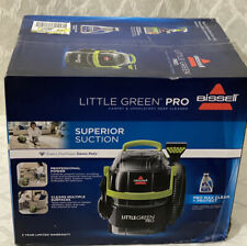 BISSELL Little Green Pro Portable Carpet & Upholstery Deep Cleaner 2505