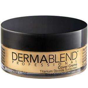 Dermablend Cover Creme Full Coverage Foundation SPF30 Caramel Beige - NIB