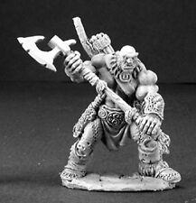 Reaper Miniature Thelgar Halfblood Half Orc Barbarian 03197 Dark Heaven