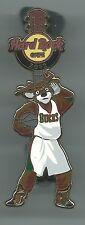 "NBA Milwaukee Bucks ""Bango"" 2012  Hard Rock Cafe Pin Mascot Limited Edition OOP"
