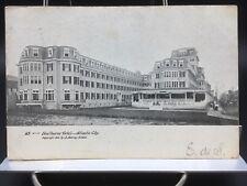Undivided Back Postcard~Shelborne Hotel~Atlantic City N.J.~Posted 1906