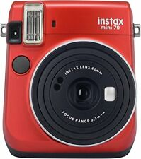 Fujifilm Instax Mini 70 Camera - Red #1883