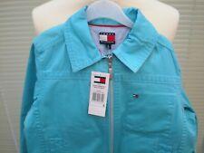 TOMMY HILFIGER Boys Blue Jacket Coat 8Y New BNWT