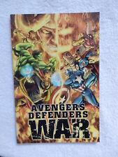 Avengers/Defenders War Graphic Novel 1st Edition (2002)