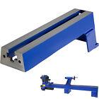 "Lathe Bed Extension Lathe Extension 21.7"" for Extending Wood Lathe Cast Iron"