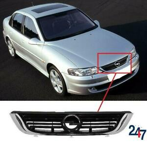 FRONT UPPER CENTER GRILLE CHROME MOLDING FOR OPEL VECTRA B 99-03