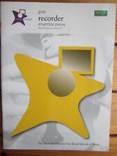 Music Medals Gold Recorder Book *NEW* ABRSM