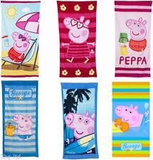 Articles de salle de bain en Peppa Pig pour enfant
