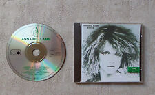 "CD AUDIO MUSIQUE INT / ANNABEL LAMB ""JUSTICE"" CD ALBUM 15T 1988 METRONOME"