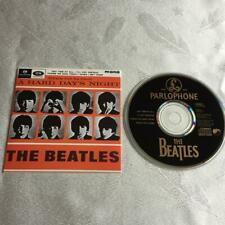 The Beatles Extracts From A Hard Day's Night 4 track EP CD Single Card Sleeve #1