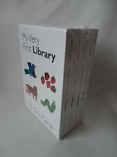Buch - My Very First Library - in Englischer Sprache 4 Pappbilderbücher E.Carle