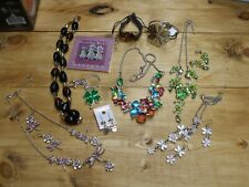 Very Nice Vintage Jewelry- Assorted Pieces and Styles-Lot #7