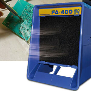 30W Soldering Smoke Absorber Remover Fume Extractor Air Filter Fan for Soldering